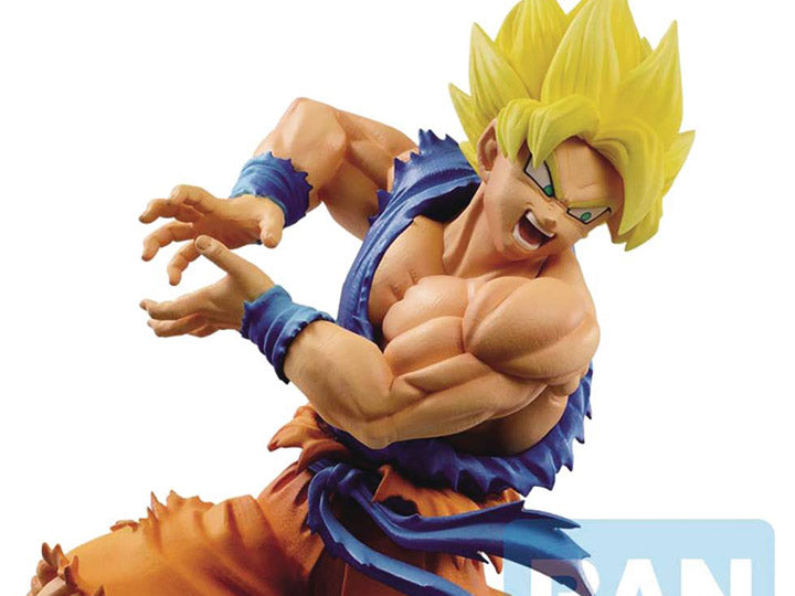 Banpresto: Dragon Ball Super - Super Saiyan Goku Z-Battle Figure