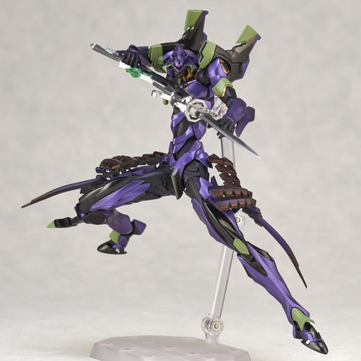 Revoltech: Evangelion Evolution - EVA-01 Natayanagi Action Figure