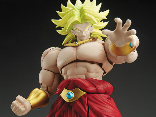 Figure-rise Standard: Dragon Ball Super - Legendary Super Saiyan Broly Model Kit