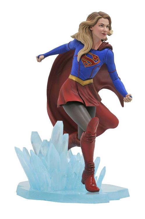 DC supergirl pvc figure gallery