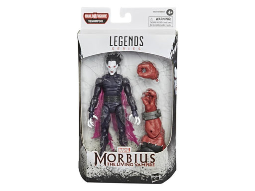 Venom Marvel Legends - Morbius 6-Inch Action Figure (Venompool Build-A-Figure)