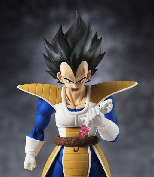 Tamashii Nations S.H. Figuarts: Dragon Ball Z - Vegeta