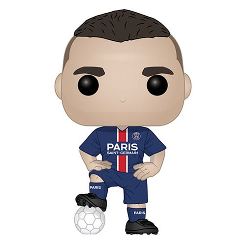 Funko POP! Soccer (Football): Paris Saint-Germain - Marco Verratti Vinyl Figure #22