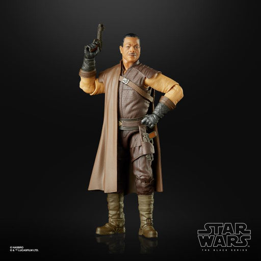 Star Wars: The Black Series - Greef Karga (The Mandalorian) 6-Inch Action Figure