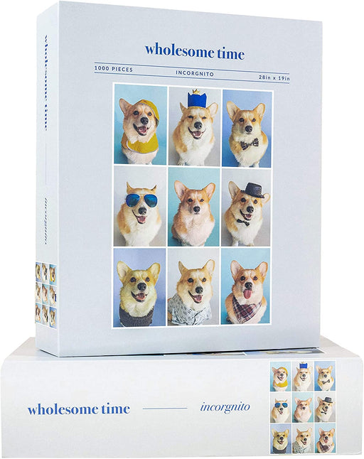 Jeneral Collectives: wholesome times - Incorgnito 1000 Piece Jigsaw Puzzle