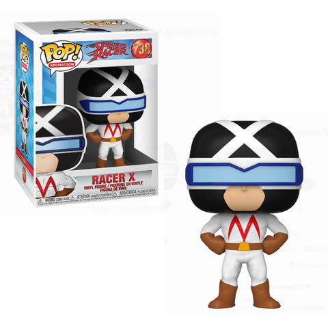 Funko POP! Speed Racer - Racer X Vinyl Figure #738