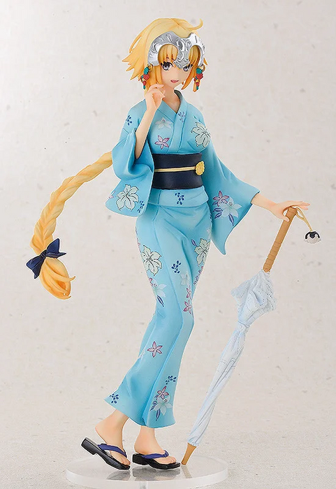 FREEing: Fate/Grand Order - Ruler/Jeanne d'Arc: Yukata Version