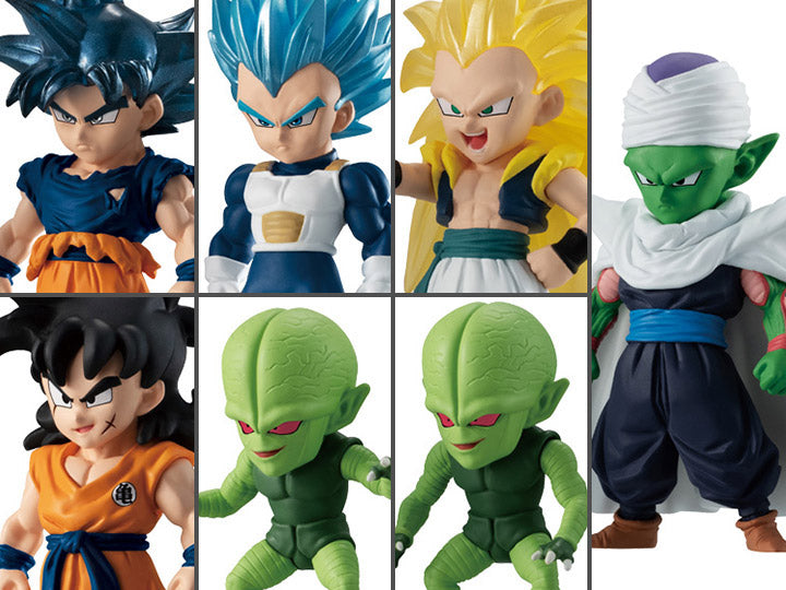 Bandai Adverge: Dragon Ball Super - Adverge Vol. 11 Box of 10 Figures