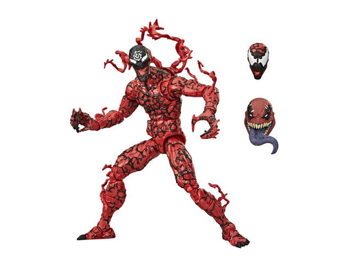 Venom Marvel Legends - Carnage 6-Inch Action Figure (Venompool Build-A-Figure)