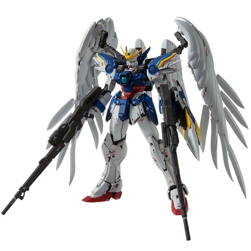 Bandai Spirit: Gundam Wing Endless Waltz - MG 1/100 Wing Gundam Zero EW (Ver.Ka) Model Kit