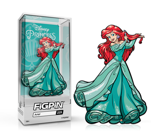 FiGPiN: Disney Princess - Ariel #225
