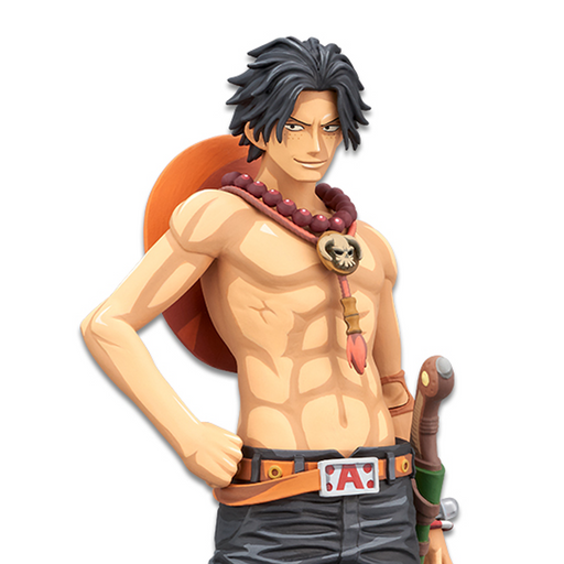 Banpresto Grandista: One Piece - Portgas D. Ace Manga Dimensions