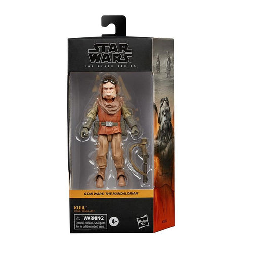 Star Wars: The Black Series - Kuiil (The Mandalorian) 6-Inch Action Figure