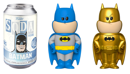 Funko Vinyl SODA: DC Comics - Batman Vinyl Figure