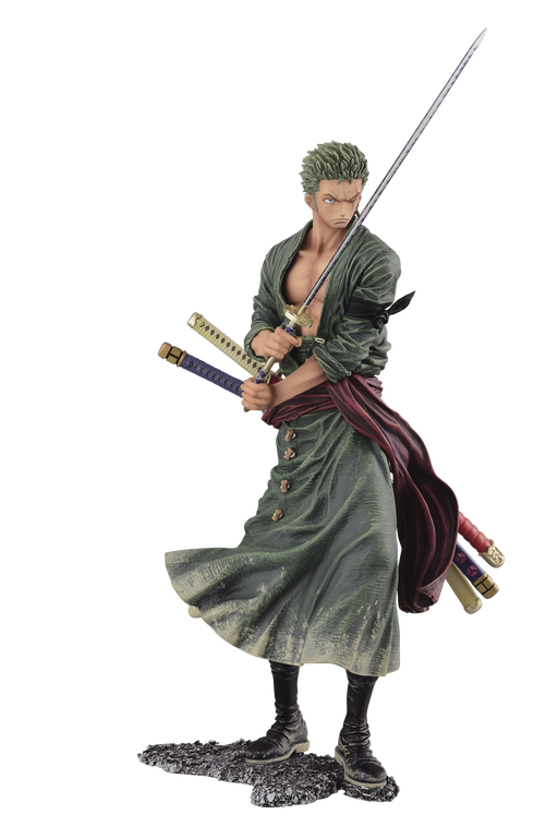 [PRE-ORDER] Banpresto Creator X Creator: One Piece - Roronoa Zoro Version A Figure