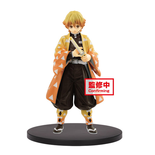 Banpresto: Demon Slayer: Kimetsu no Yaiba - Vol. 3 Zenitsu Agatsuma