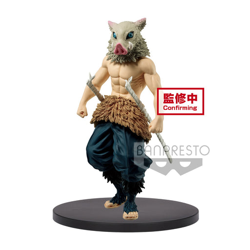 Banpresto: Demon Slayer: Kimetsu no Yaiba - Vol. 4 Inosuke Hashibira