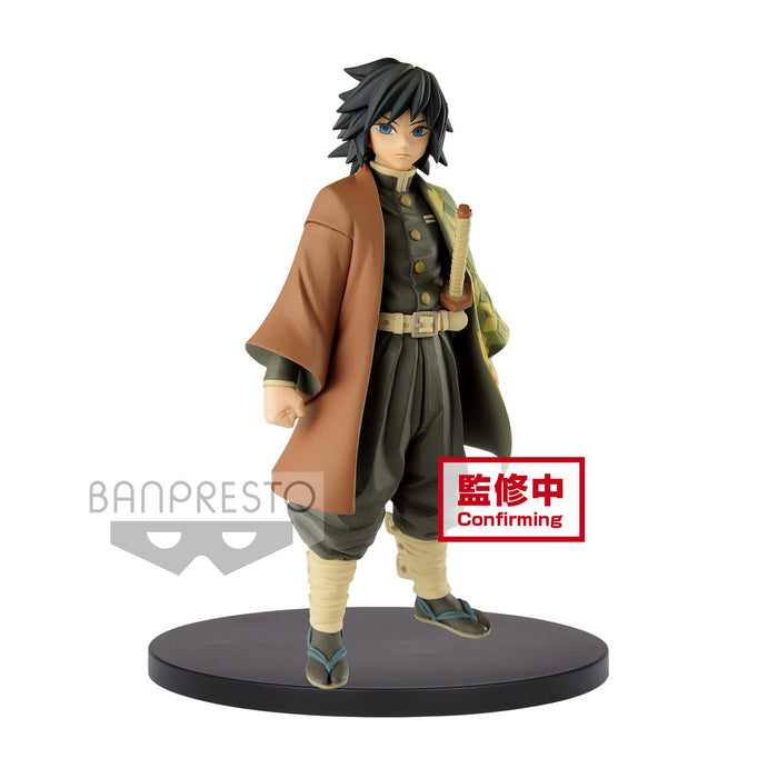 [PRE-ORDER] Banpresto: Demon Slayer: Kimetsu no Yaiba - Vol. 6 Giyu Tomioka