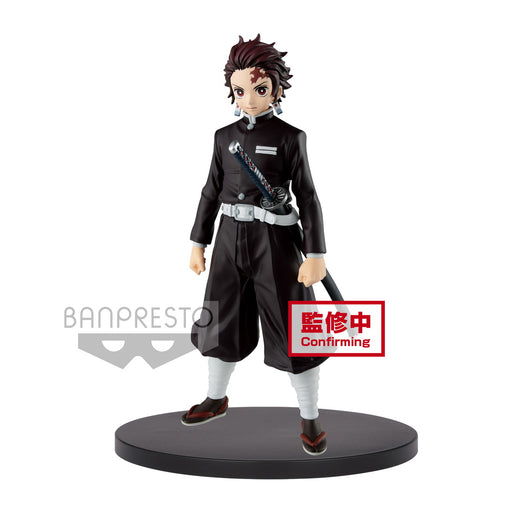 [PRE-ORDER] Banpresto: Demon Slayer: Kimetsu no Yaiba - Vol. 6 Tanjiro Kamado