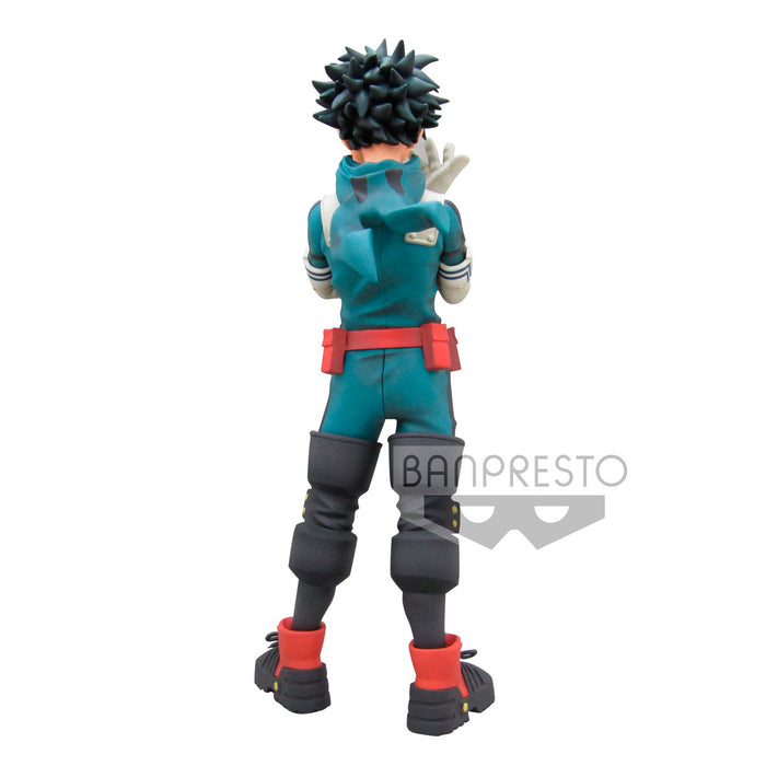 Banpresto My Hero Academia Age of Heroes Figure Deku Izuku Midoriya BP39271