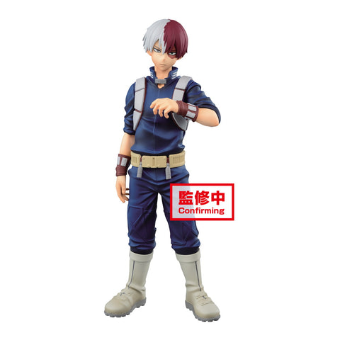 [PRE-ORDER] Banpresto: My Hero Academia Age of Heroes Vol. 4 - Shoto Todoroki Figure