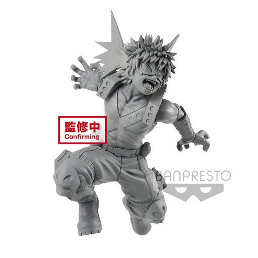 Banpresto: My Hero Academia King of Artist - Katsuki Bakugo Figure