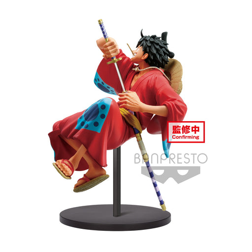 [PRE-ORDER] Banpresto: One Piece - King of Artist Monkey D. Luffy (Wano Country) Wanokuni