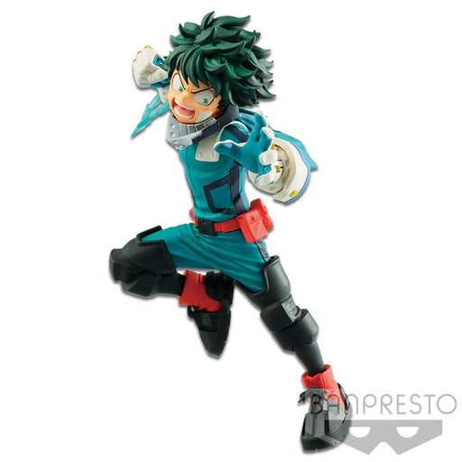 Banpresto: My Hero Academia The Movie Heroes: Rising VS Villain - Deku (Izuku Midoriya) Figure