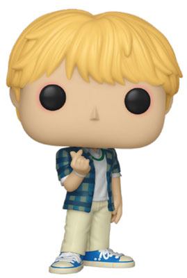 Funko POP! Rocks: BTS - Jin Vinyl Figure