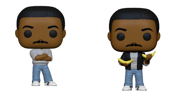 Funko POP! Beverly Hills Cop - Complete Set of 2