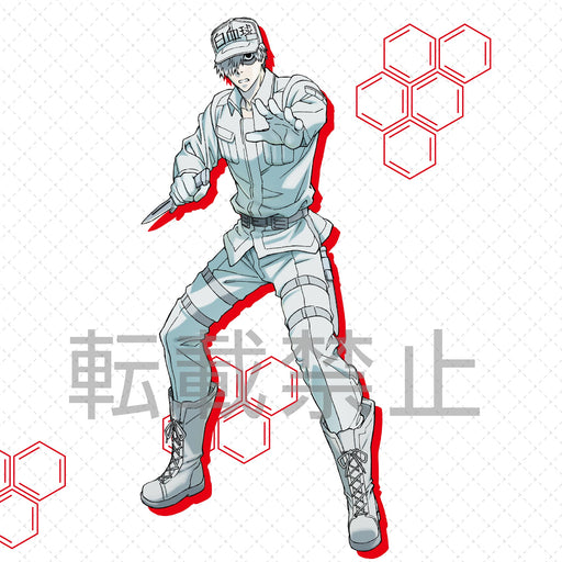 [PRE-ORDER] SEGA: Cells at Work! - White Blood Cell Figure