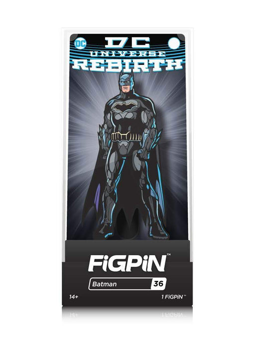 FiGPiN: DC Comics Rebirth - Batman #36