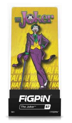 [PRE-ORDER ETA MAY] FiGPiN: Batman - The Joker #87