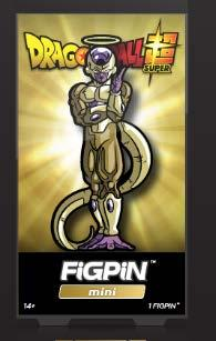 FiGPiN mini: Dragon Ball Super - Golden Frieza #M8