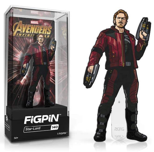 FiGPiN: Avengers: Infinity Wars - Star-Lord #140