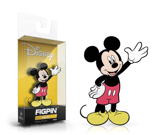 FiGPiN mini: Mickey & Friends - Mickey Mouse #M14