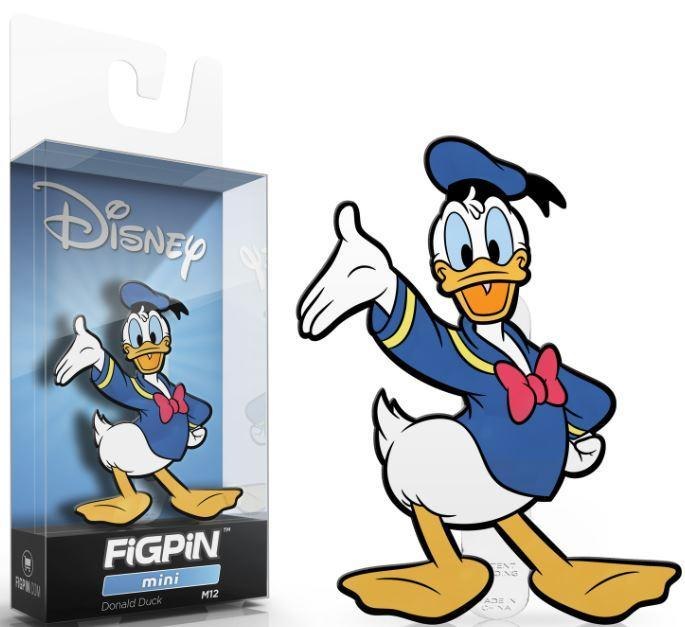 FiGPiN mini: Mickey & Friends - Donald Duck #M12