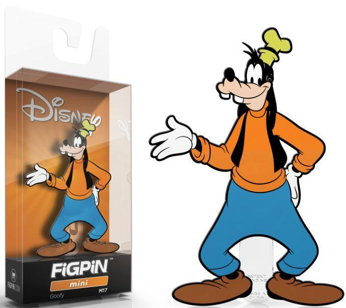 FiGPiN mini: Mickey & Friends - Goofy #M17