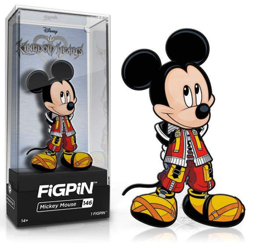 FiGPiN: Kingdom Hearts - King Mickey #146