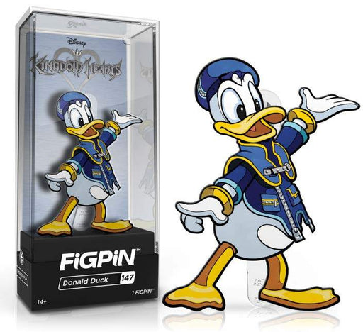 FiGPiN: Kingdom Hearts - Donald Duck #147
