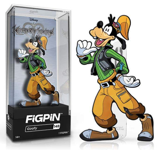FiGPiN: Kingdom Hearts - Goofy #148
