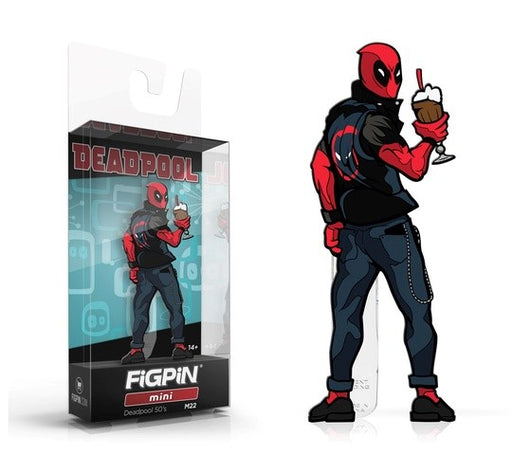FiGPiN mini: Deadpool - Deadpool 50s #M22