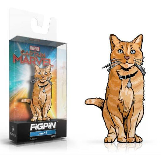FiGPiN: Captain Marvel - Goose #M35