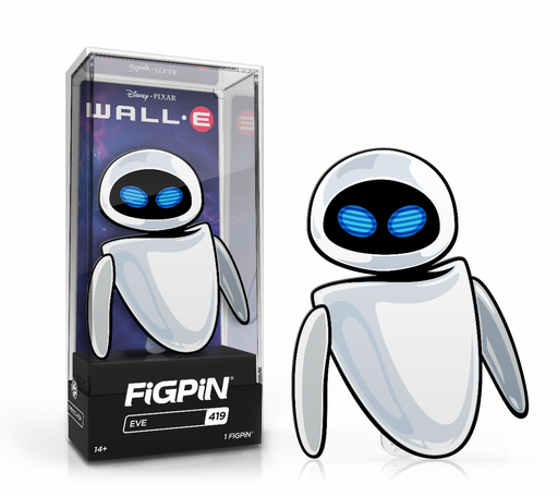 FiGPiN: WALL-E - EVE #419