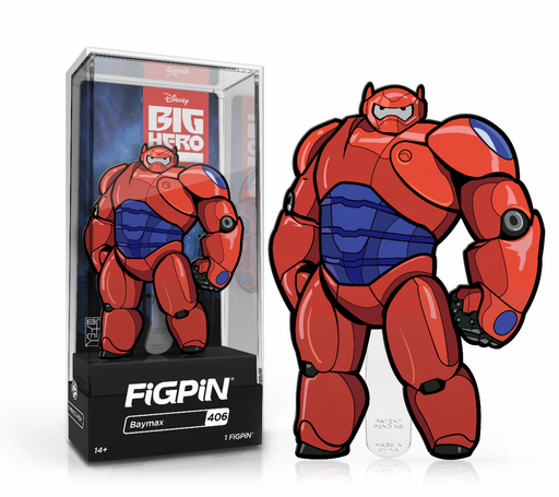 FiGPiN: Big Hero 6 - Baymax [Armor] #406