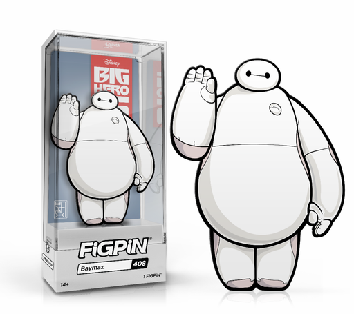 FiGPiN: Big Hero 6 - Baymax [Core] #408