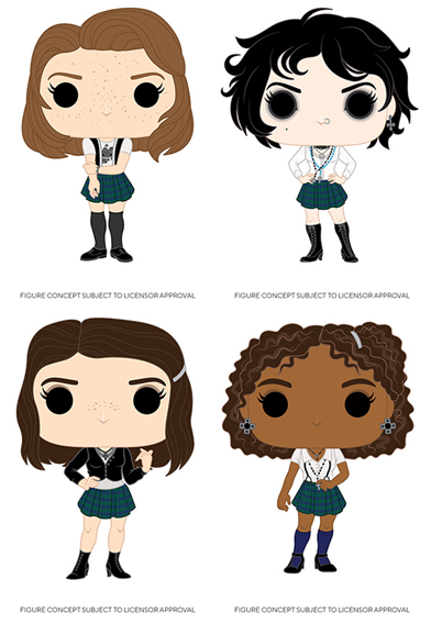 [PRE-ORDER] Funko POP! The Craft - Set of 4
