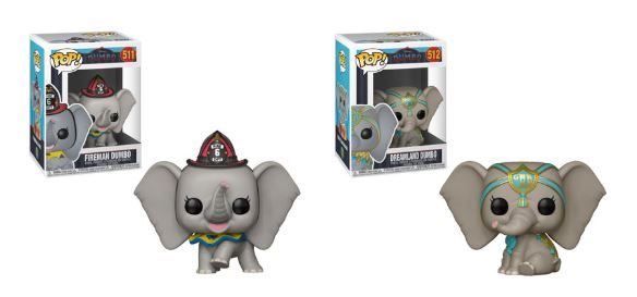 Funko POP! Dumbo - Complete Set of 2