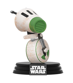 [PRE-ORDER] Funko POP! Star Wars: The Rise of Skywalker - D-O Vinyl Figure #312