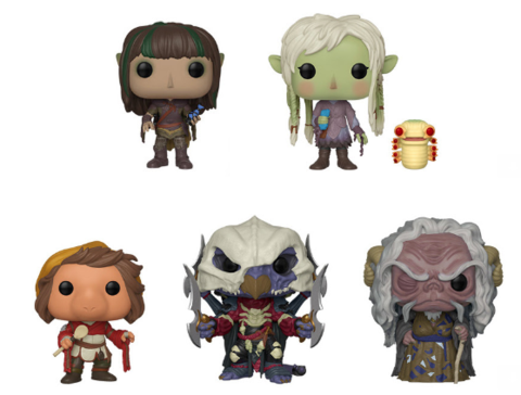 Funko POP! The Dark Crystal - Set of 5